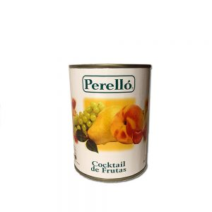 cocktail de frutas perello 380 gr. diprosel